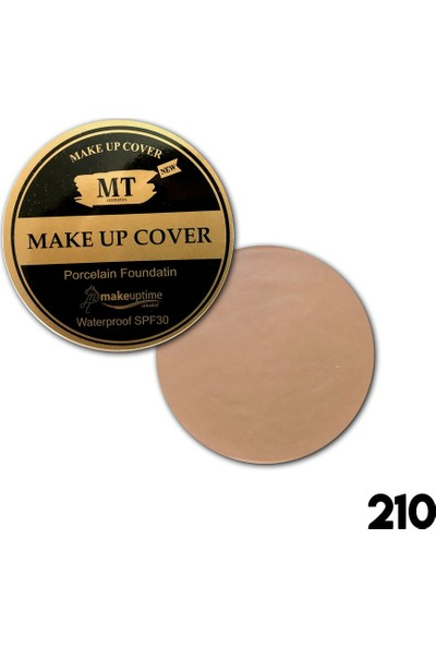 MT Make Up Cover Porselen Fondöten Kapatıcı