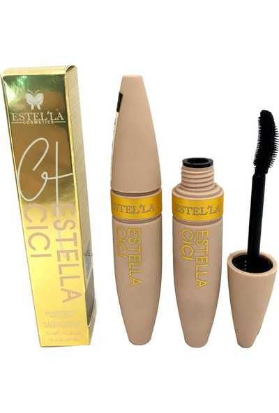 Estella Cici Hadıd Waterproof Mascara