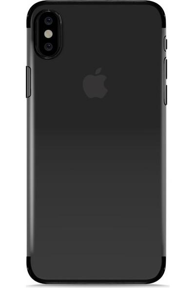 Puro Verge iPhone 7/8 Plus Cover Black