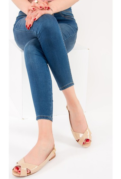 Fox Shoes Ten Kadın Sandalet F726106608