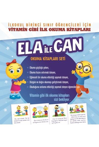 Ela İle Can Seti(10 Kitap Takım)