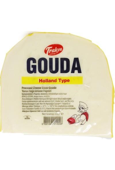 Trakya Çiftliği Gouda Sade 220 gr