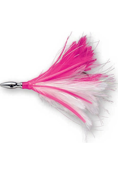 Williamson Flash Feather Rigged Sahte Yemi