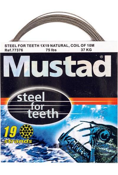 Mustad Steel For Teeth Çelik Tel 77376