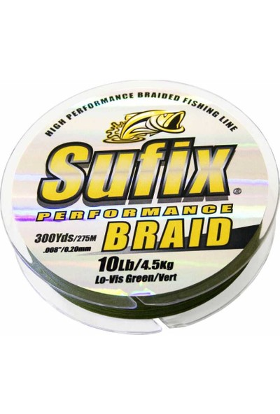Sufix Performance Braid İp Olta Misinası