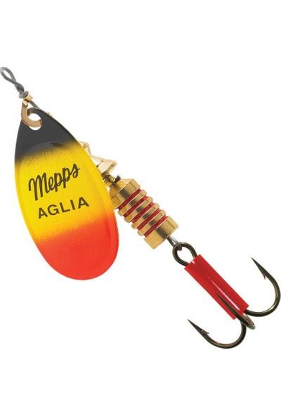 Mepps Furia Olta Kaşığı Kırmızı-Sarı-Siyah