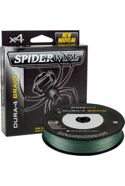 SpiderWire Dura-4 Braid İp Olta Misinası