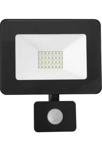 Cata Ct 4652 20 W Sensörlü Slim Led Projektör Beyaz Işık