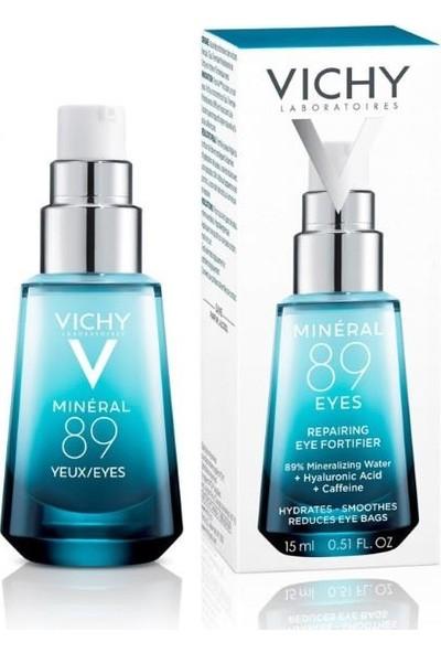 Vichy Mineral 89% Göz Çevresi Bakımı 15 ml