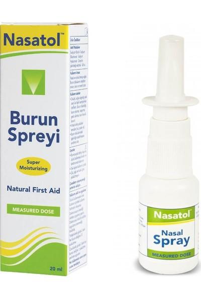 Nasatol Burun Spreyi
