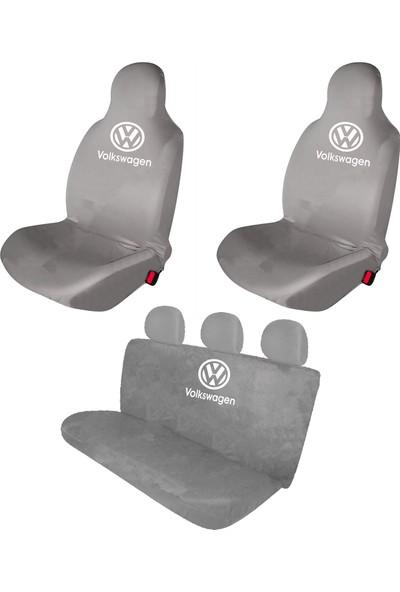 Zapomi Volkswagen Passat Koltuk Servis Kılıfı Ön Arka Penye Takım