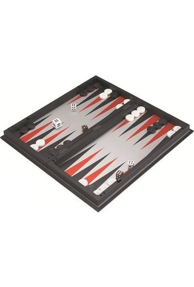 Manyetik Oyun Seti 3'Lü Dama - Tavla - Satranç