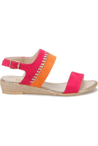 Butigo 19S-270 Pembe Kadın Sandalet