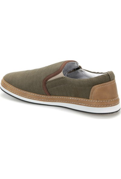 Jj-Stiller G-121-1 Haki Erkek Ayakkabı