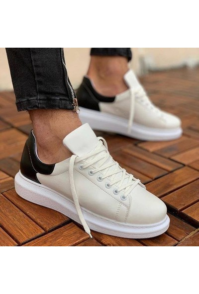 Chekıch CH256 Fantasya Bt Erkek Ayakkabı Beyaz