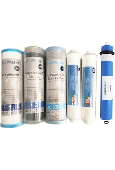 Bmb Su Arıtma Cihazı 6'lı Filtre Seti