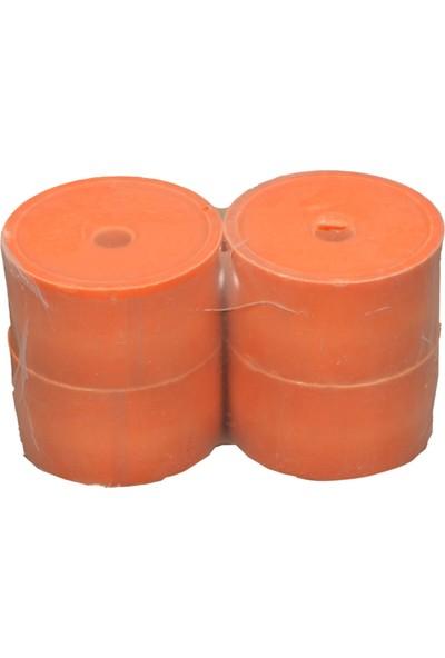 Veteramin Mineral - Vitamin Blok 3 kg Yalama Taşı - Turuncu 4'lü