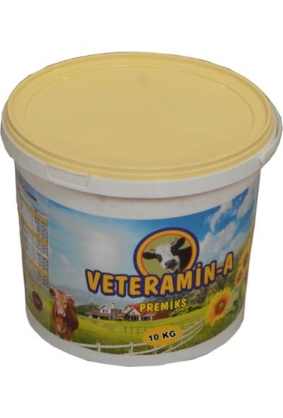 Veteramin - A Yem Katkısı Premiks Süt ve Besi 10 kg