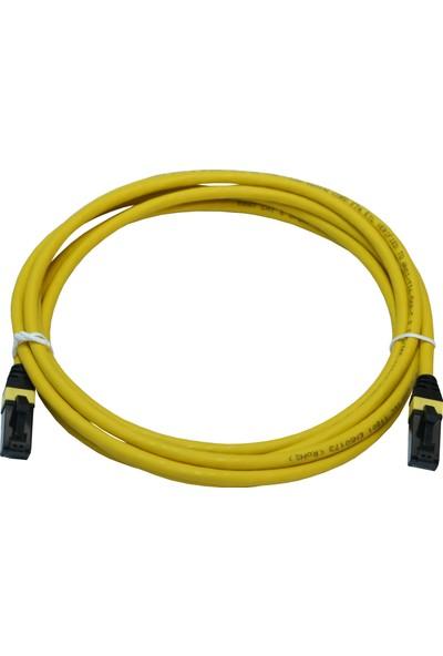 Erat Cat6 Utp Patch Cord Sarı LS0H 0,50 mt