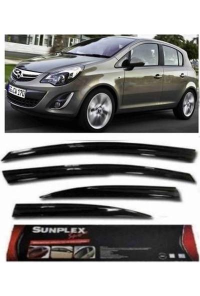 Krt Cam Rüzgarlıgı Opel Corsa D 2007 2014 Corsa Sport Style 2015 2016 Sp S 71 Sunplex