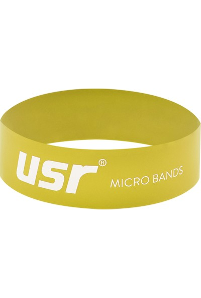 USR MB06 Micro Hafif Sert Egzersiz Bandı