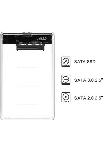 "Codegen Codmax 2.5"" USB 3.0 Sata 3 Disk Kutusu (CDG-HDC-30T)"