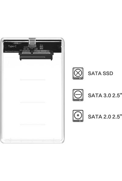 """Codegen Codmax 2.5"""" USB 3.1 Sata 3 Disk Kutusu (CDG-HDC-30TC)"""