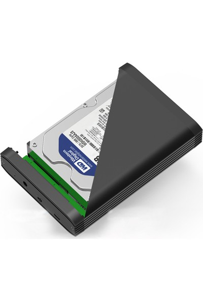 """Codegen Codmax 3.5"""" USB 3.0 Sata 3 Disk Kutusu (CDG-HDC-35BA)"""