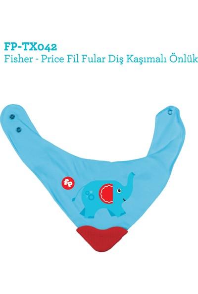 Fisher-Price Fil Fular Diş Kaşımalı Önlük