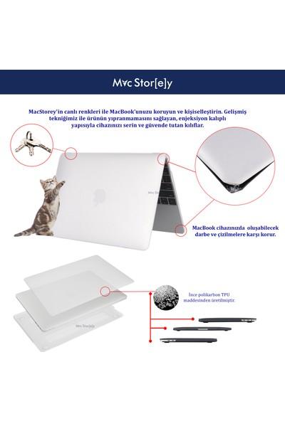 Macstorey Apple Yeni Macbook Pro A1706 A1708 A1989 13 inç 13.3 inç Kılıf Kapak Hard Case Mat + Usb-C Hub Kutulu 909