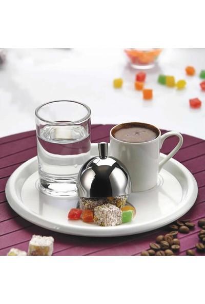 İkram Dünyası Thermoset Türk Kahvesi Takımı