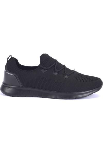 Slazenger Dusty Koşu & Yürüyüş Erkek Ayakkabı Siyah