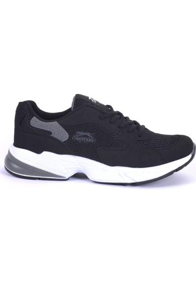 Slazenger Vandal Koşu & Yürüyüş Erkek Ayakkabı Siyah