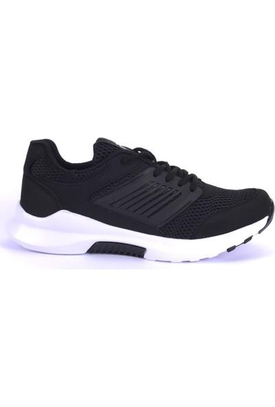 Slazenger Vale Koşu & Yürüyüş Erkek Ayakkabı Siyah