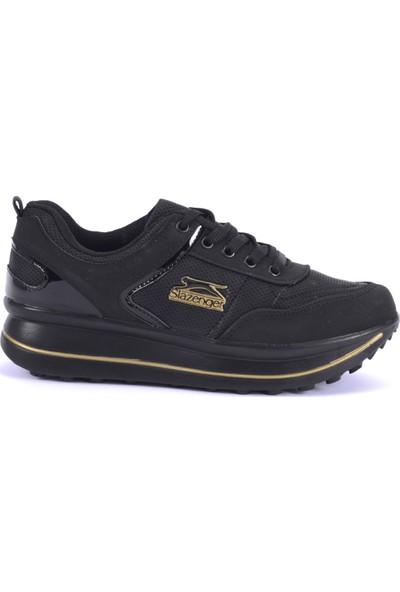 Slazenger Fagel Günlük Giyim Kadın Ayakkabı Siyah