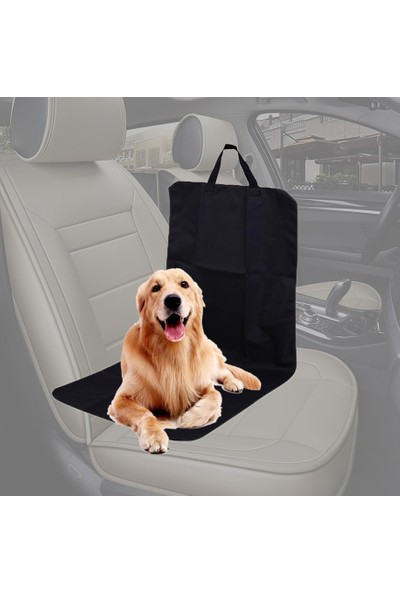 Petviya Araç İçi Tekli Köpek - Kedi Koltuk Koruma Örtüsü Kılıfı