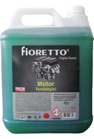 Fioretto Motor Yağ Temizleyici 5 Litre