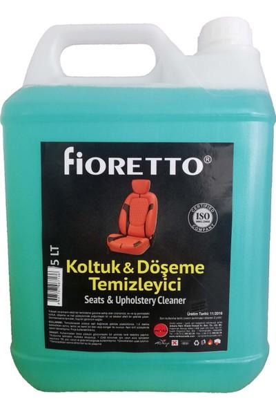 Fioretto Oto Koltuk - Döşeme - Halı Temizleyici 5 Litre