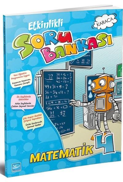 Karaca 4. Sınıf Matematik Etkinlikli Soru Bankası