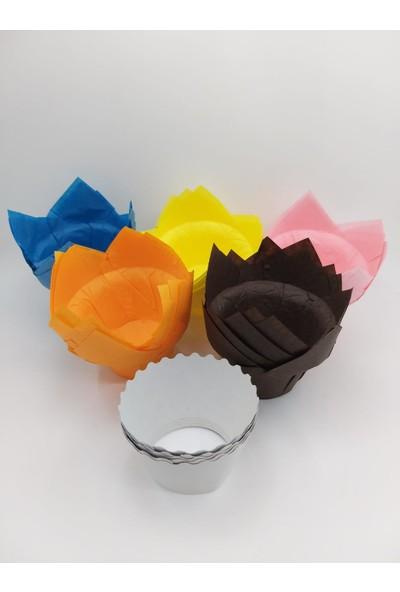 Sofora Tulip (Lale) Muffin Kek Kalıbı