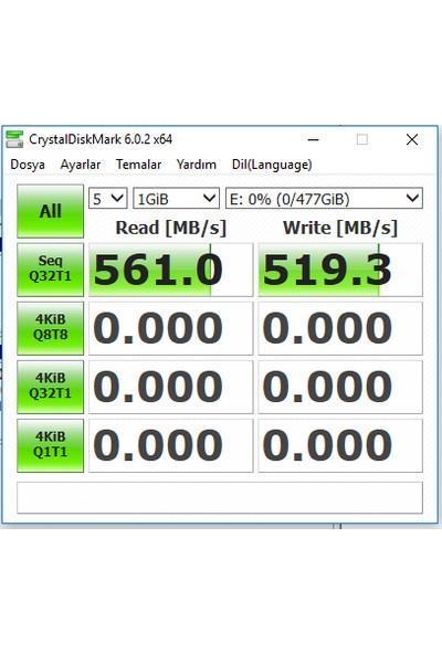 """Longline LNGSUV560/512G 512GB Sata 2.5"""" 560MB-530MB/s SSD"""