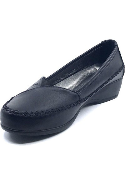 Pakler Polaris 157280 Siyah Günlük Kadın Ayakkabısı