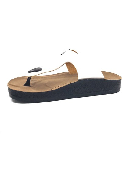Polaris 159047 Beyaz Erkek Yazlık Ayakkabısı