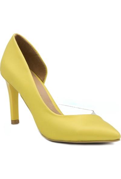 Gedikpaşalı 9Y 653 Sarı Bayan Klasik