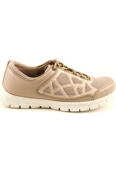 Forelli 61039 Spor Kadın Ayakkabı Bej