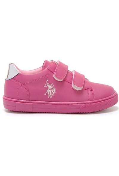 U.S. Polo Assn. Kız Çocuk Ayakkabi 50211568-Vr041