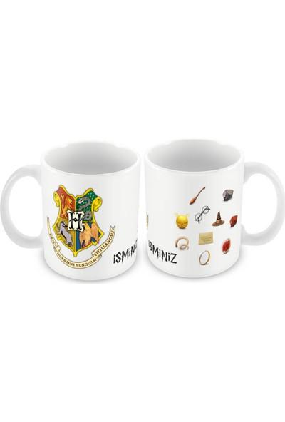 Acayip Hediyeler Kişiye Özel Harry Potter Kupa Bardak (3)