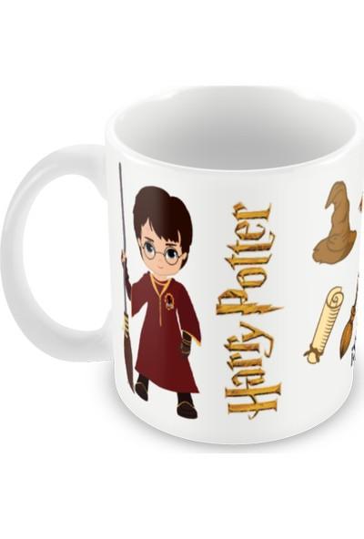 Acayip Hediyeler Kişiye Özel Harry Potter Kupa Bardak (4)