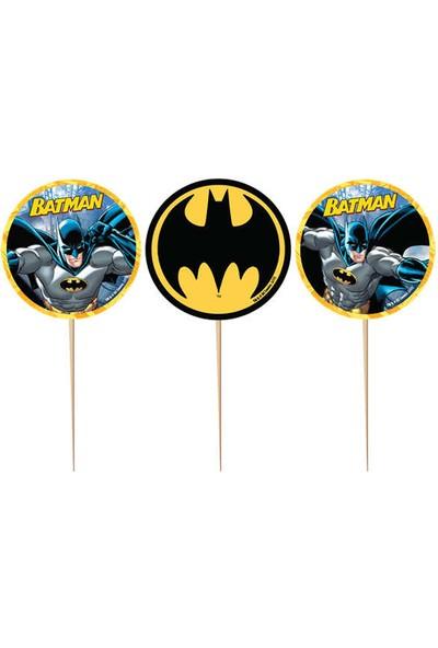 Kullan At Market Kürdan Batman Pakette 10 Adet