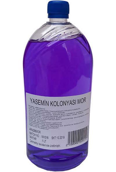 Kullan At Market Yasemin Kolonyası Mor Pakette 1 litre